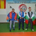14 TH EURO-ASIA GTF TAEKWONDO CHAMPIONSHIPS, CYPRUS,2015