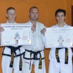 Black Belt test 2015