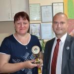 г-жа Стефанова, директор на 77 ЦДГ