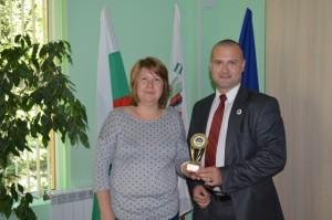 г-жа Георгиева, директор на 40 ЦДГ