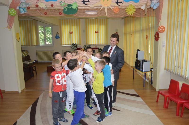 """Турнир на детските градини за купа """"Феникс"""""""