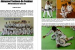 """Семинарът с ГМ Лим в """"Totally TKD Magazine"""""""