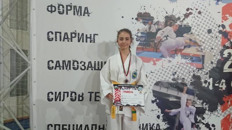 Медали за ТК Феникс от Държавното първенство 2019