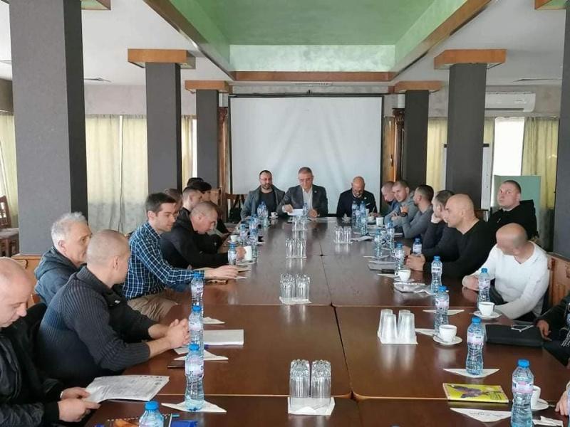 Общо събрание на БФТ – ITF